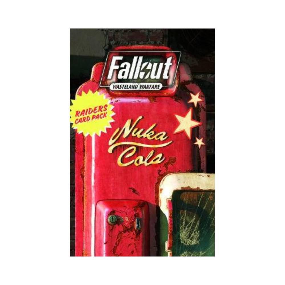 Expansiune Fallout: Wasteland Warfare - Raiders Wave Pachet Carti