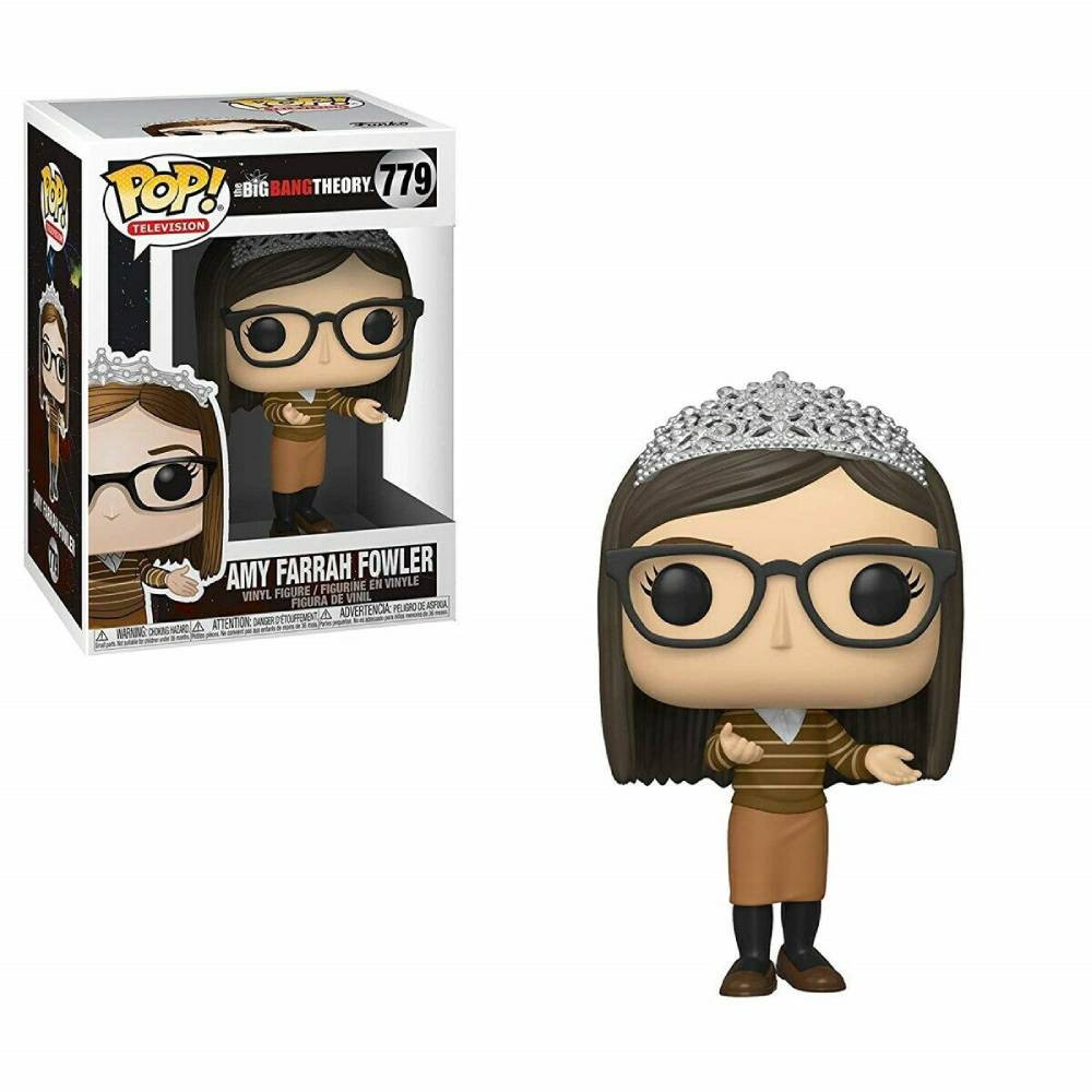 Figurina Funko Pop Big Bang Theory S2 - Amy