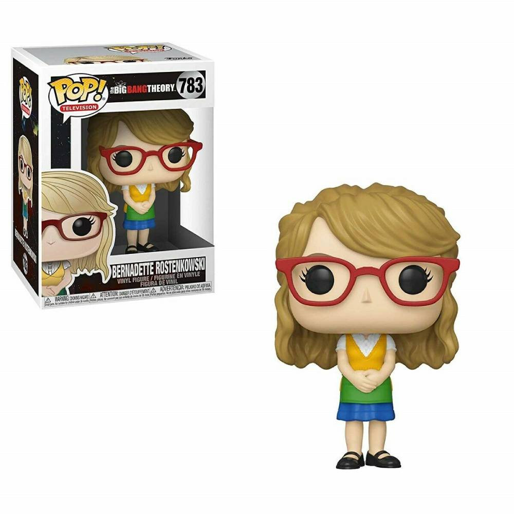 Figurina Funko Pop Big Bang Theory S2 - Bernadette