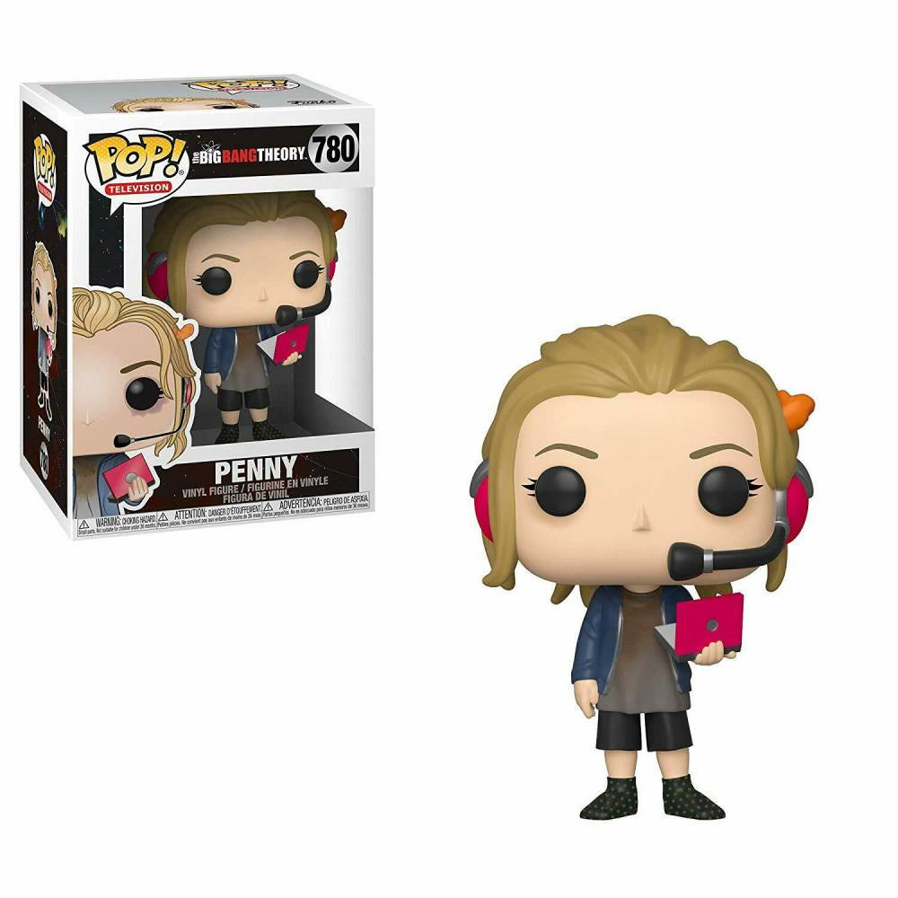 Figurina Funko Pop Big Bang Theory S2 - Penny