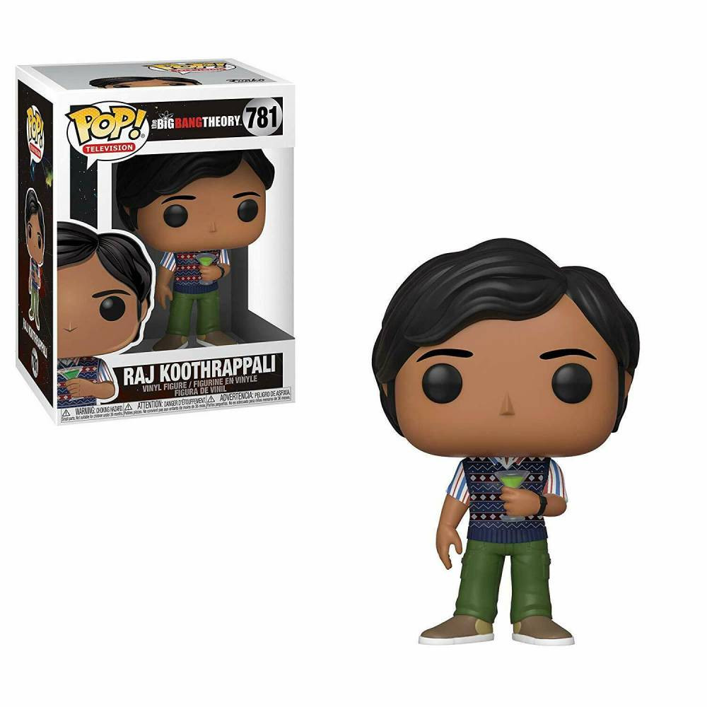 Figurina Funko Pop Big Bang Theory S2 - Raj