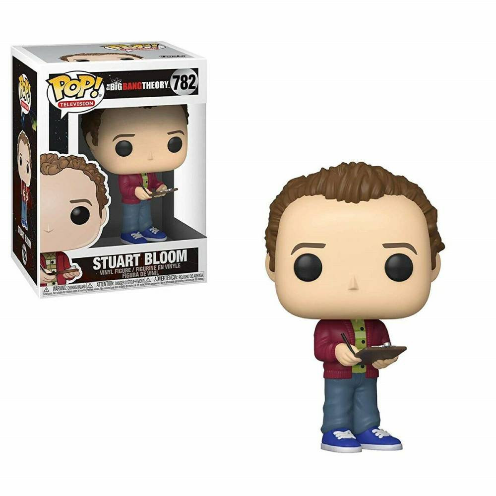 Figurina Funko Pop Big Bang Theory S2 - Stuart