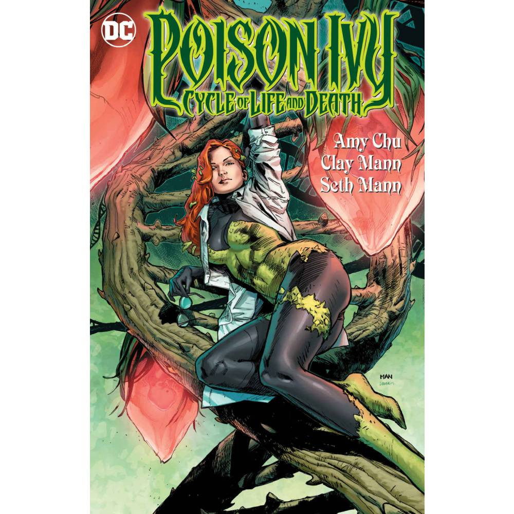 Poison Ivy Cycle of Life and Death TP