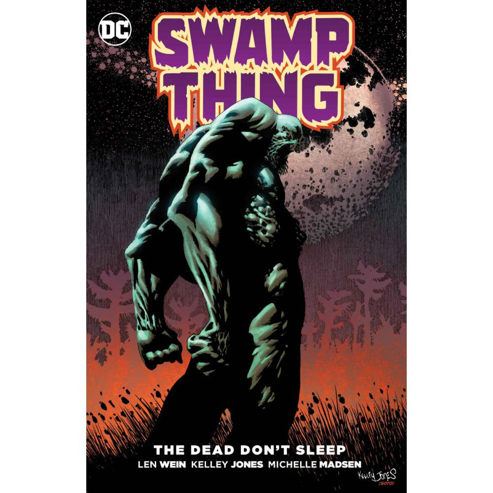 Swamp Thing The Dead Don't Sleep TP