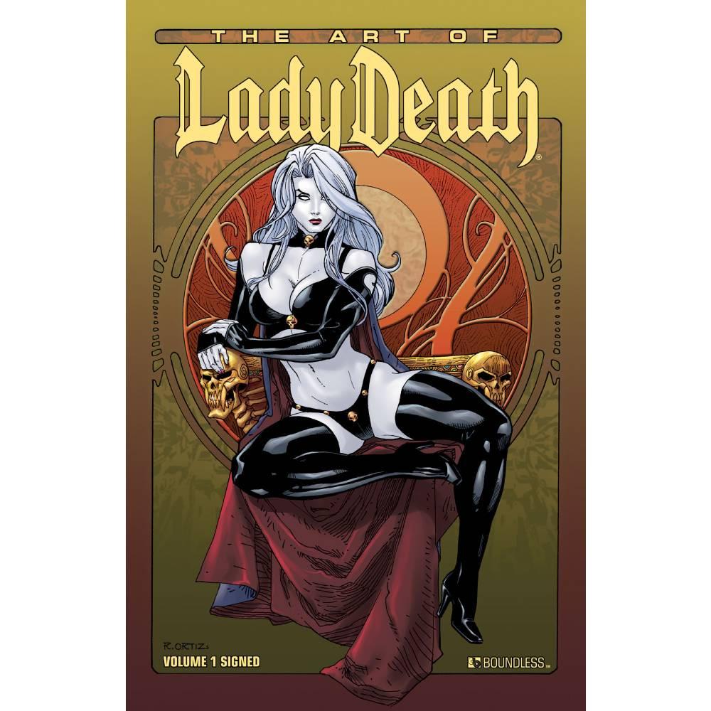 Art of Lady Death Signature HC Vol 01