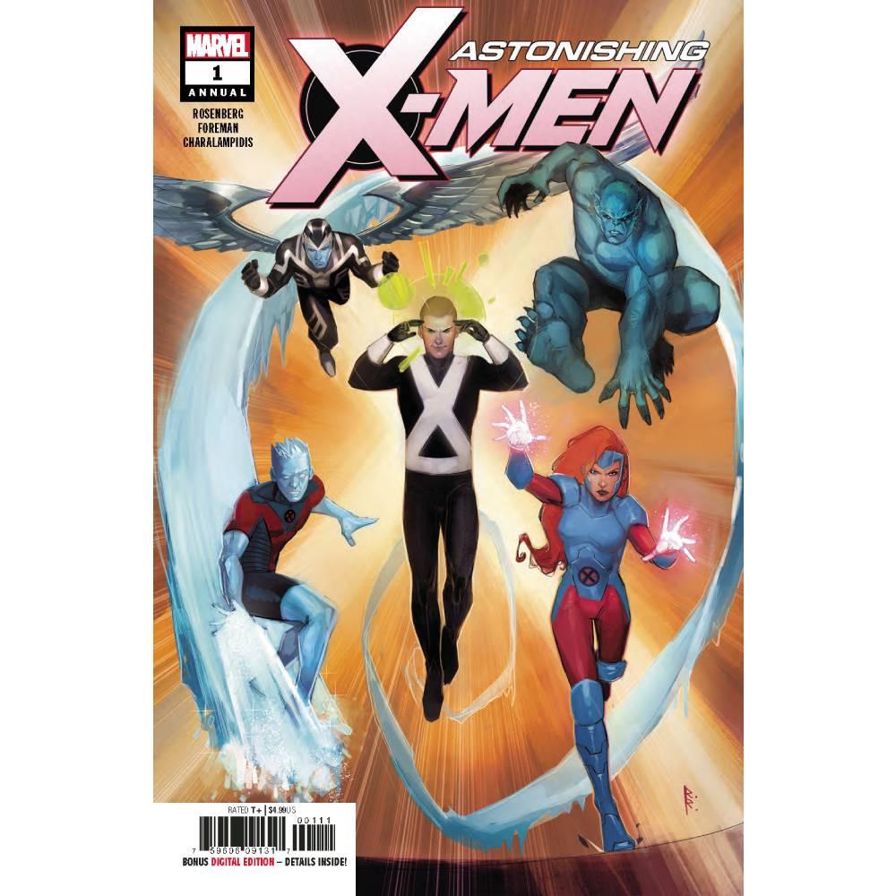 Astonishing X-Men Annual 01
