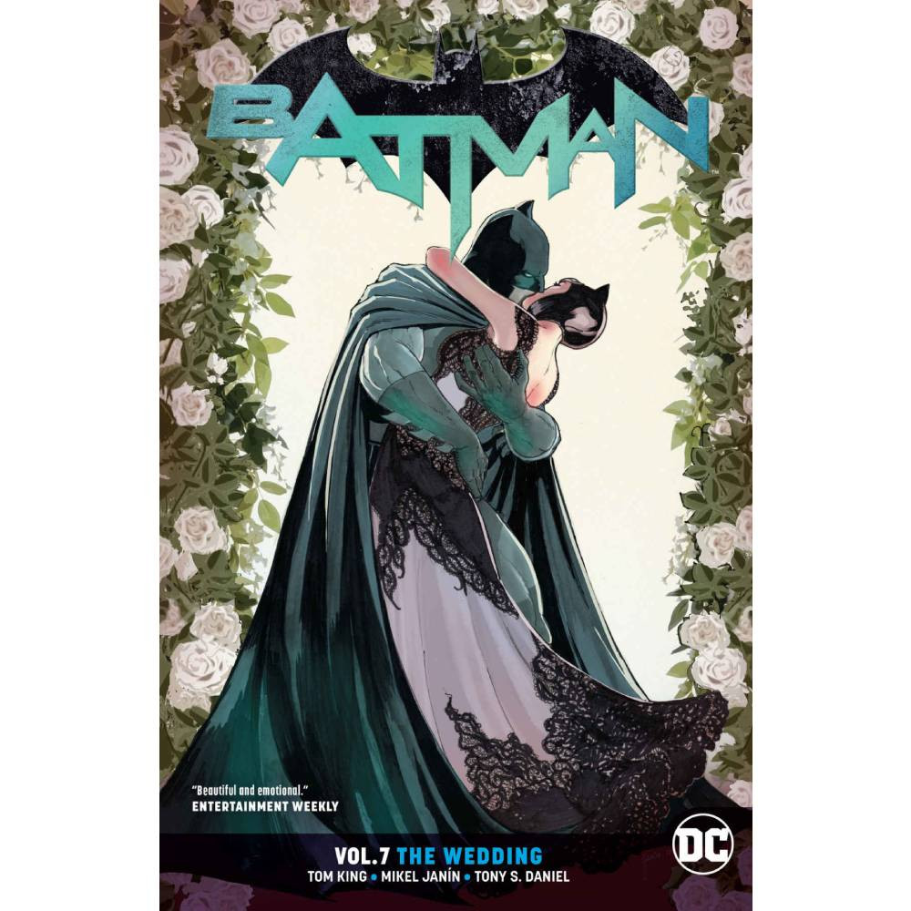 Batman TP Vol 07 The Wedding (Rebirth)