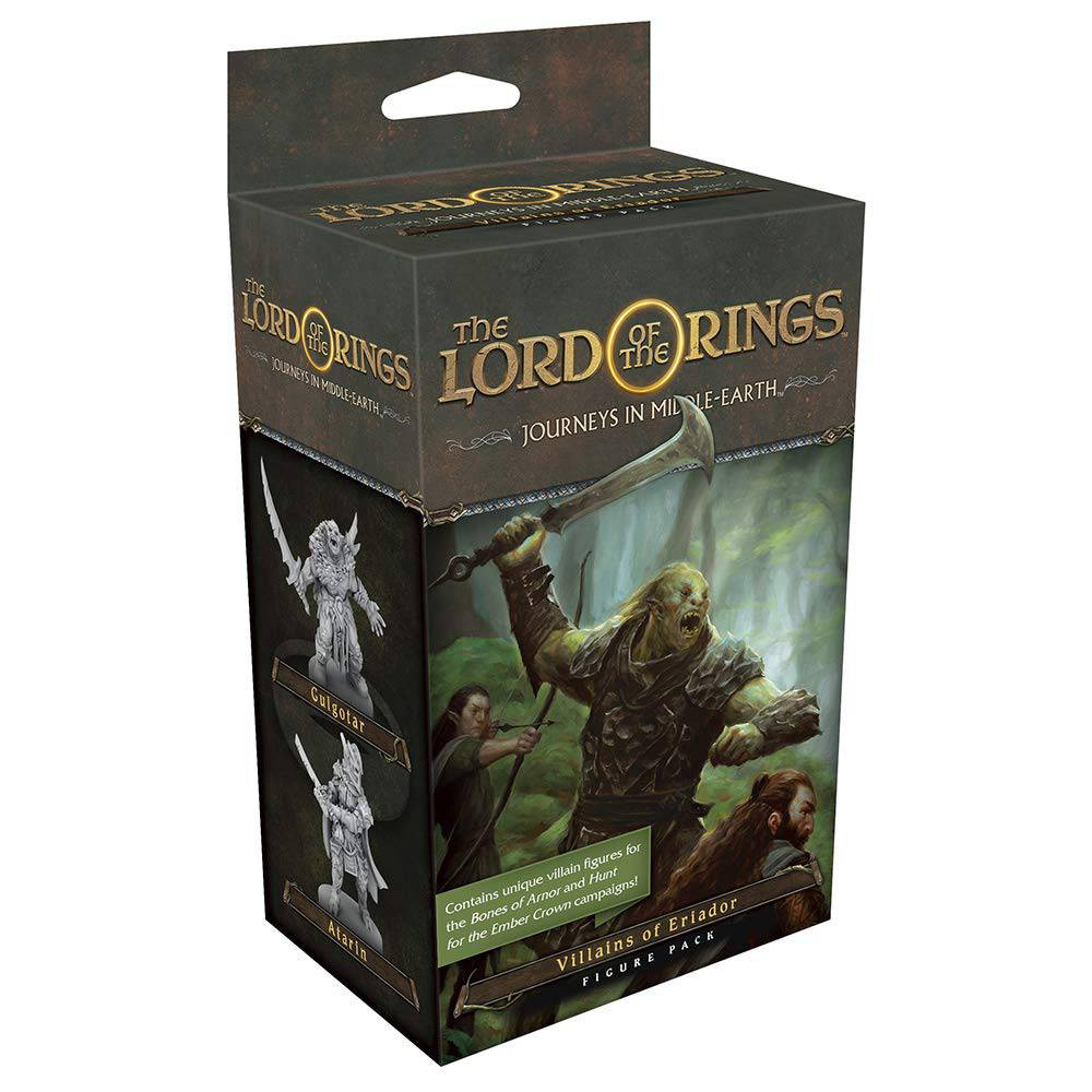 Expansiune The Lord of the Rings Journeys in Middle-Earth  Villains of Eriador
