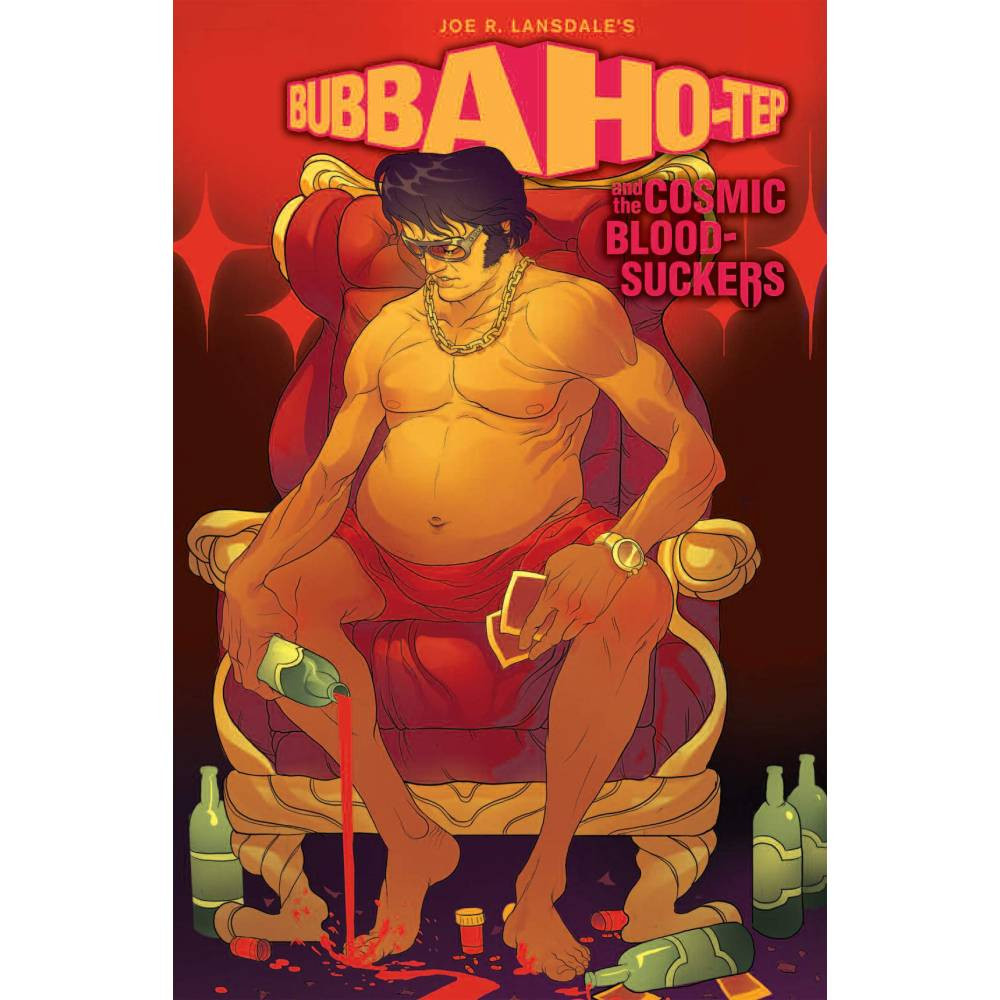 Bubba Ho-Tep TP Vol 01 Cosmic Blood-Suckers