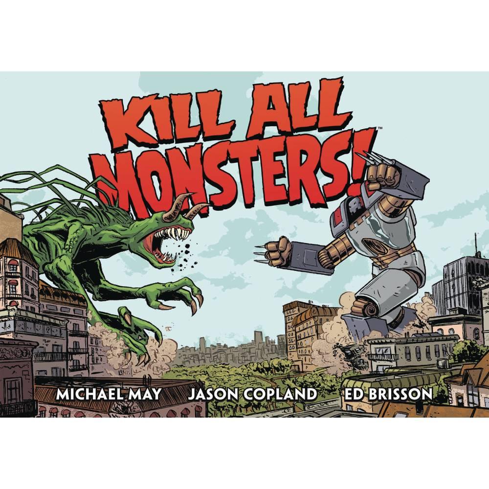 Kill All Monsters Omnibus HC Vol 01