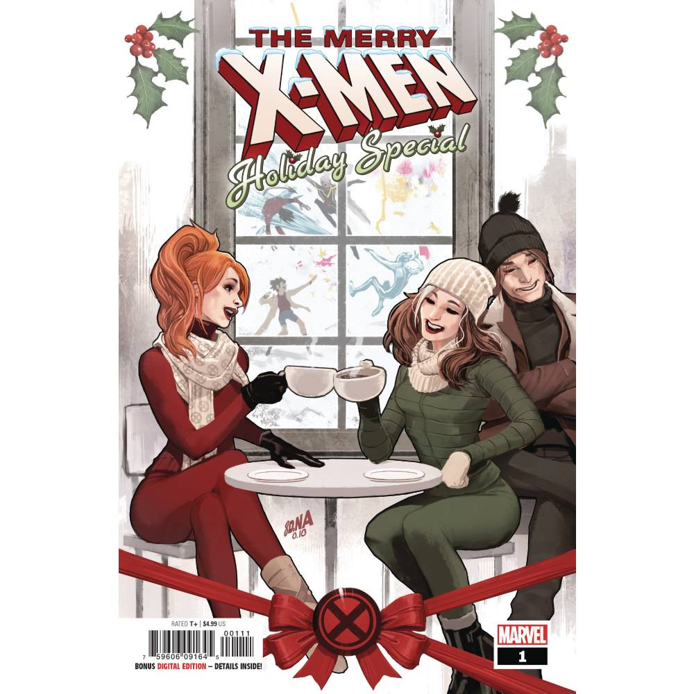 Merry X-Men Holiday Special 01