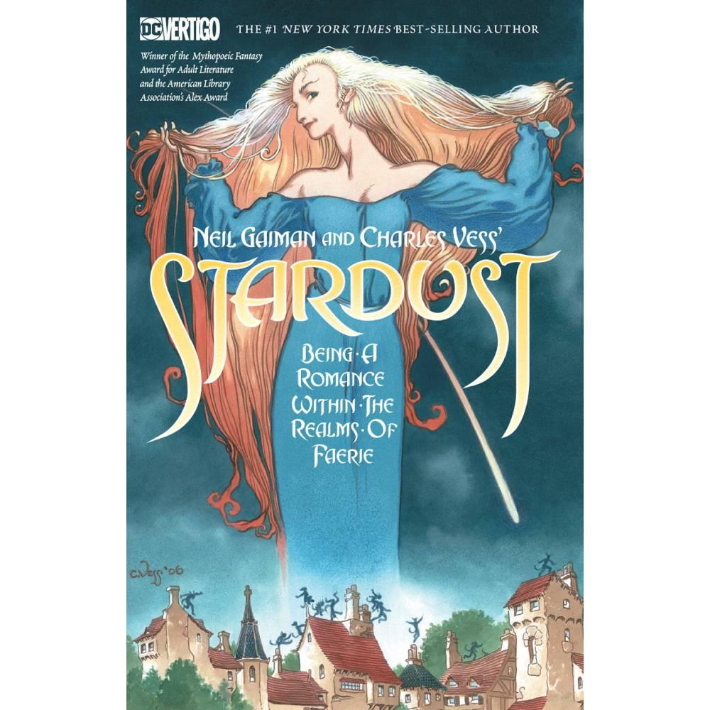 Neil Gaimans & Charles Vess Stardust TP New Edition