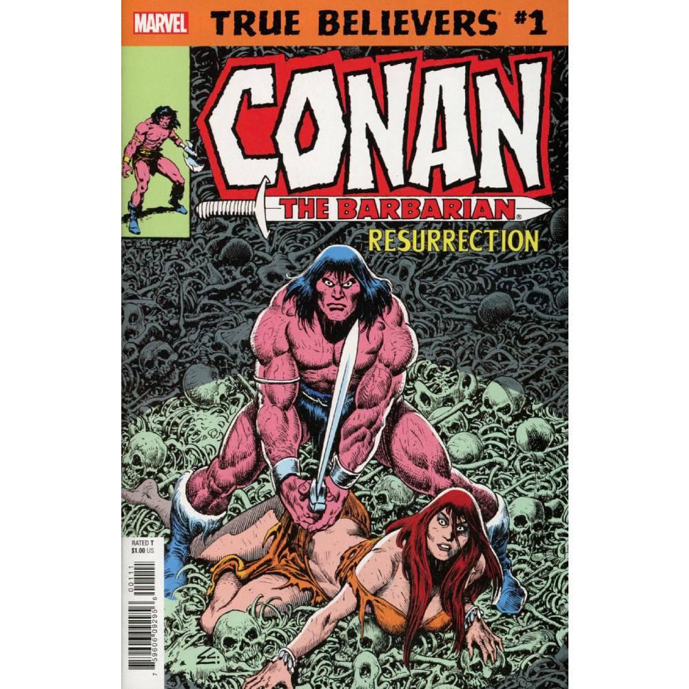 True Believers Conan Resurrection 01