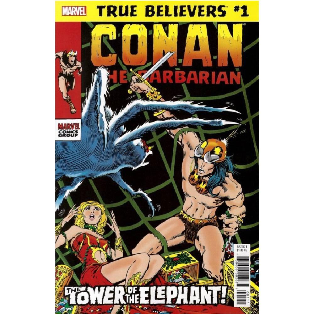 True Believers Conan Tower of Elephant 01