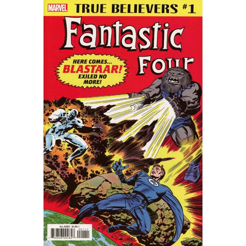 True Believers Fantastic Four Blastaar 01