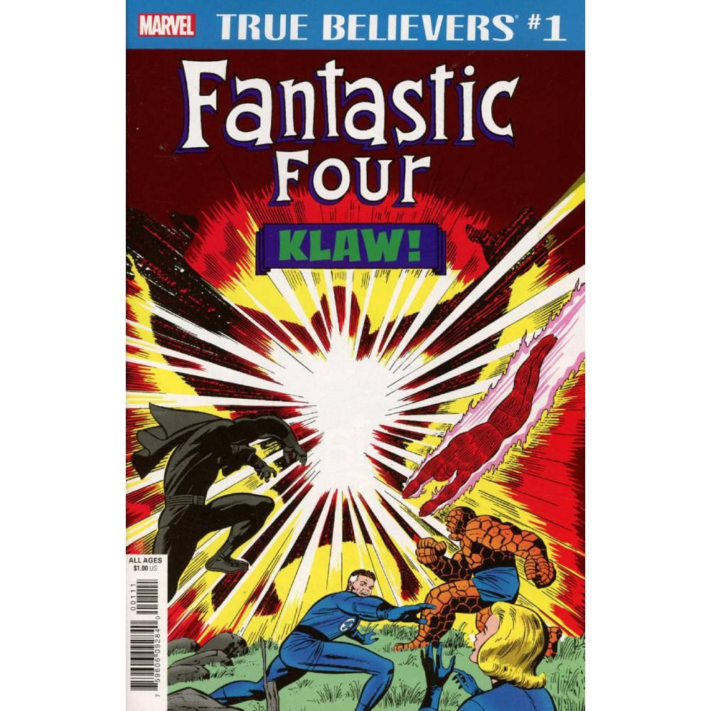 True Believers Fantastic Four Klaw 01