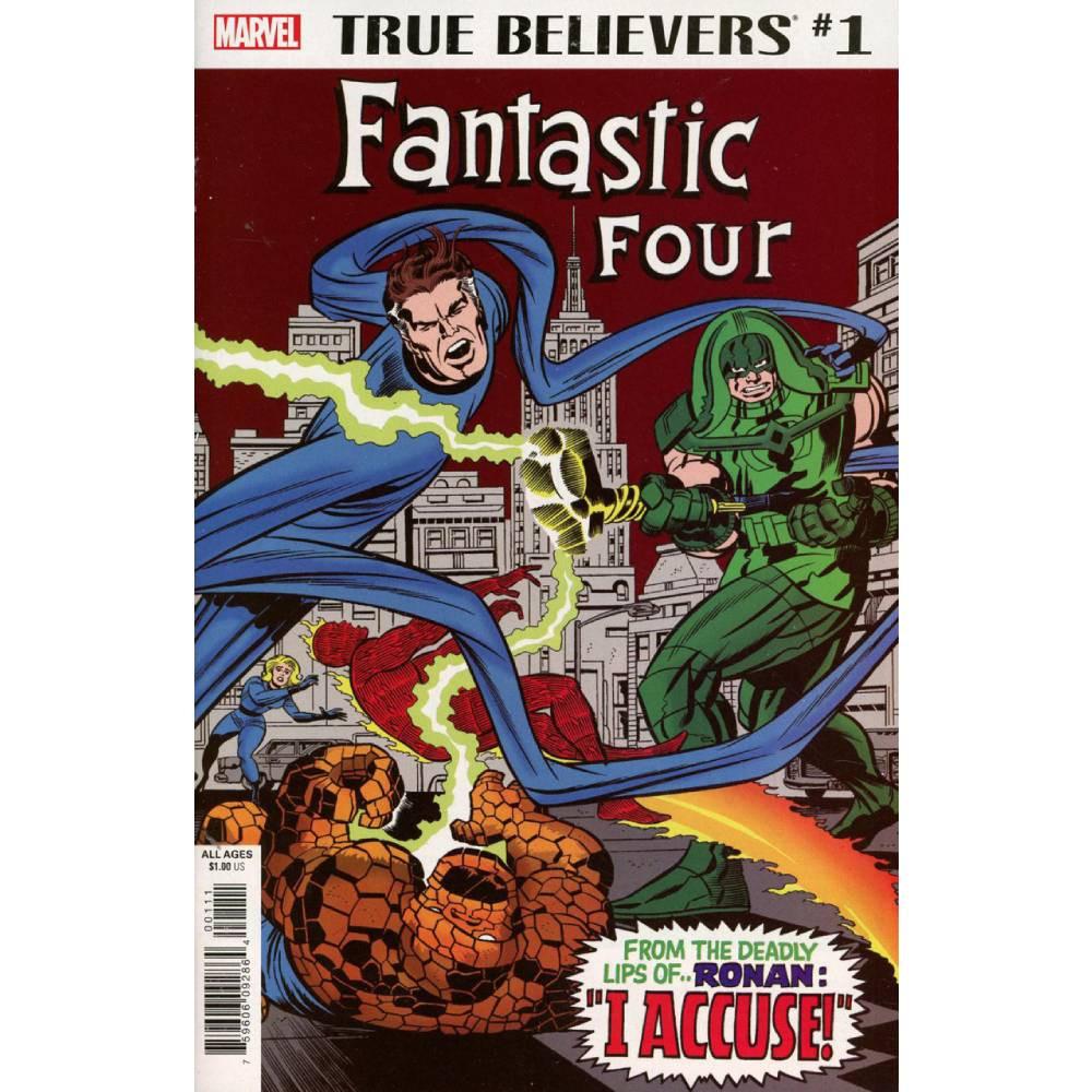True Believers Fantastic Four Ronan & Kree 01
