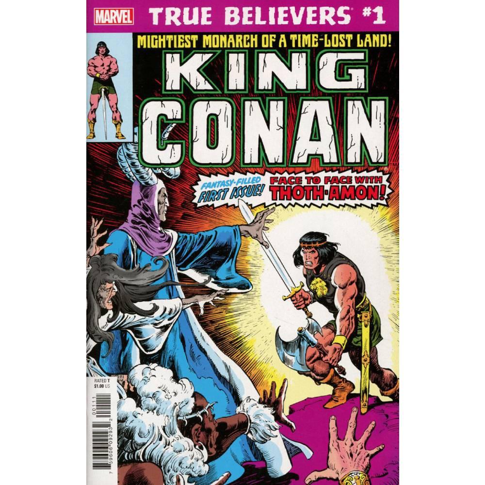 True Believers King Conan 01