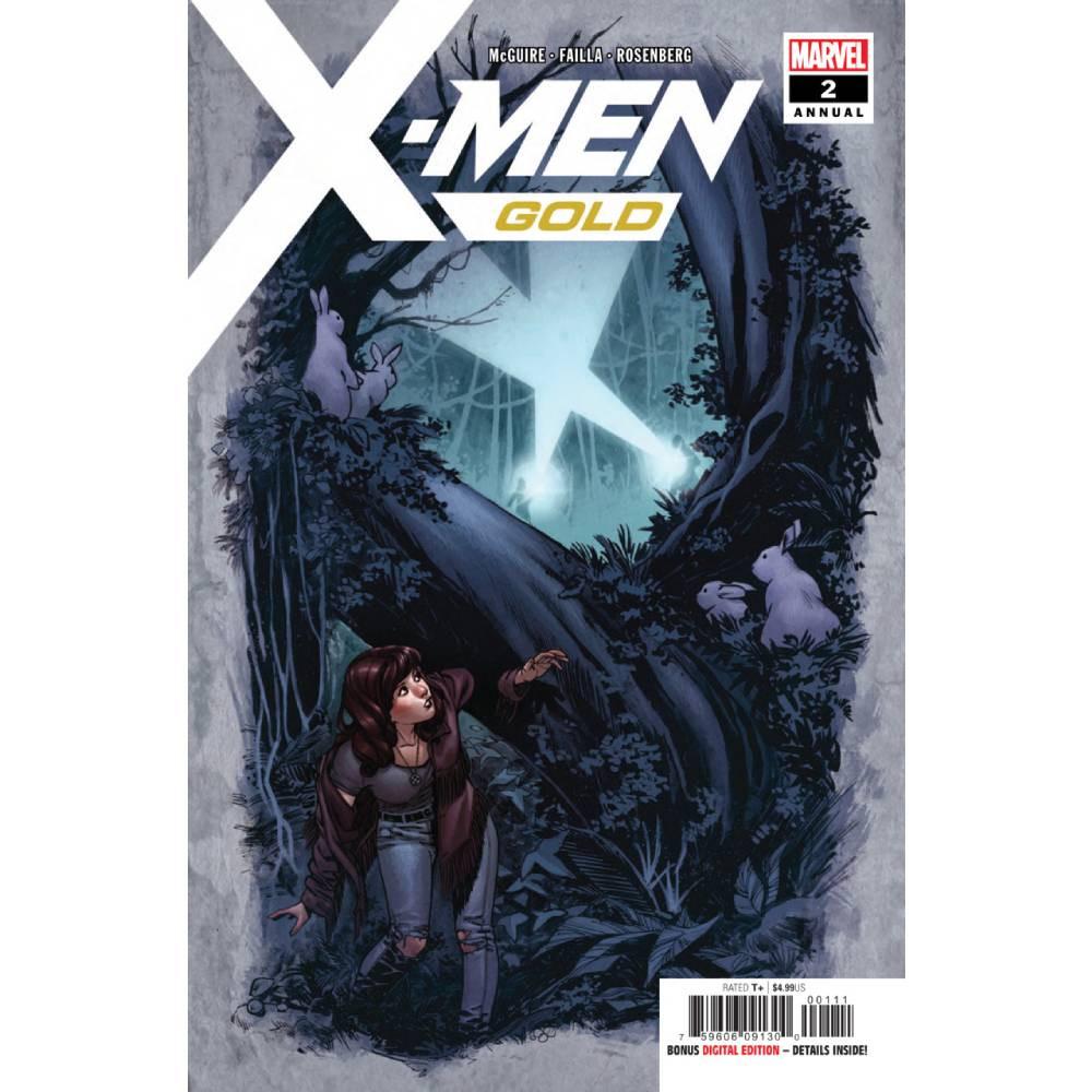 X-Men Gold Annual 02