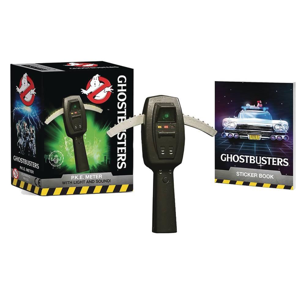 Ghostbusters PKE Meter with Minibook