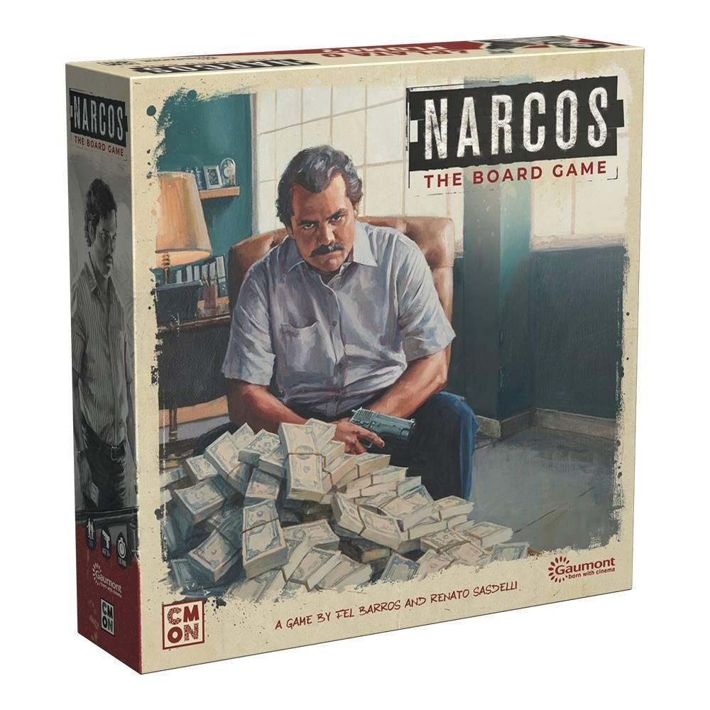 Joc NARCOS The Board Game (editie in limba romana)