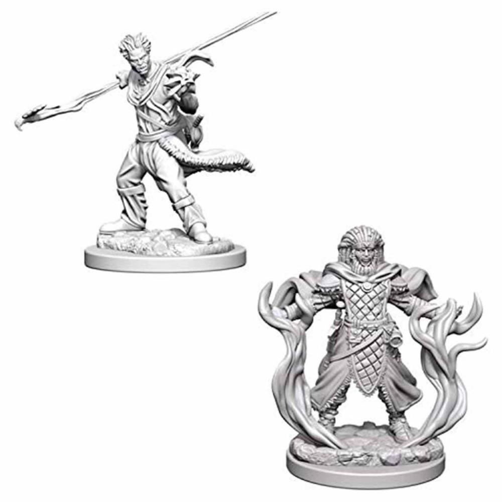 Miniaturi Nepictate D&D Human Male Druid