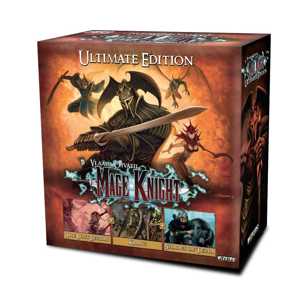 Joc Mage Knight Board Game Ultimate Edition