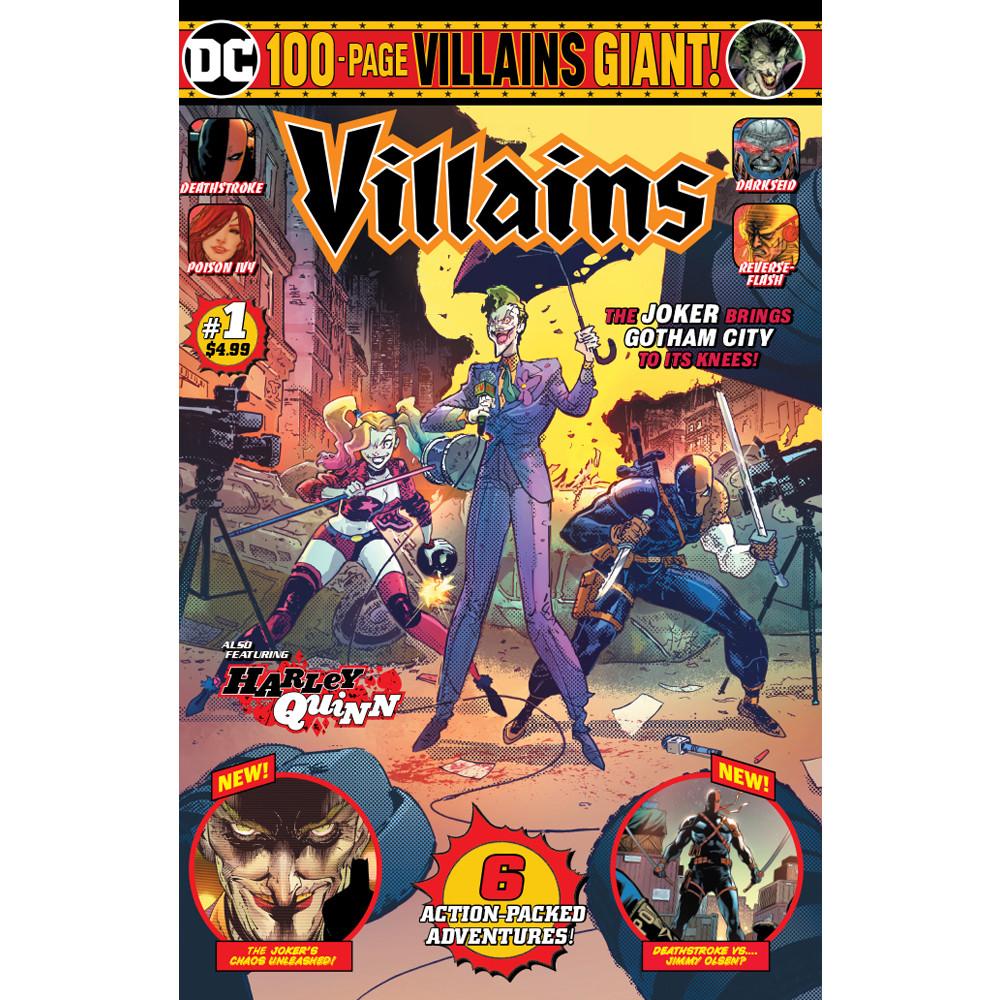 DC Villains Giant 01