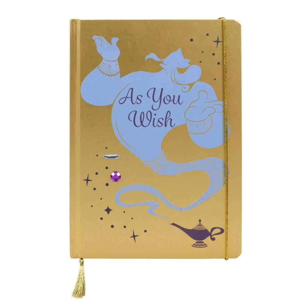 Notebook A5 Aladdin Genie