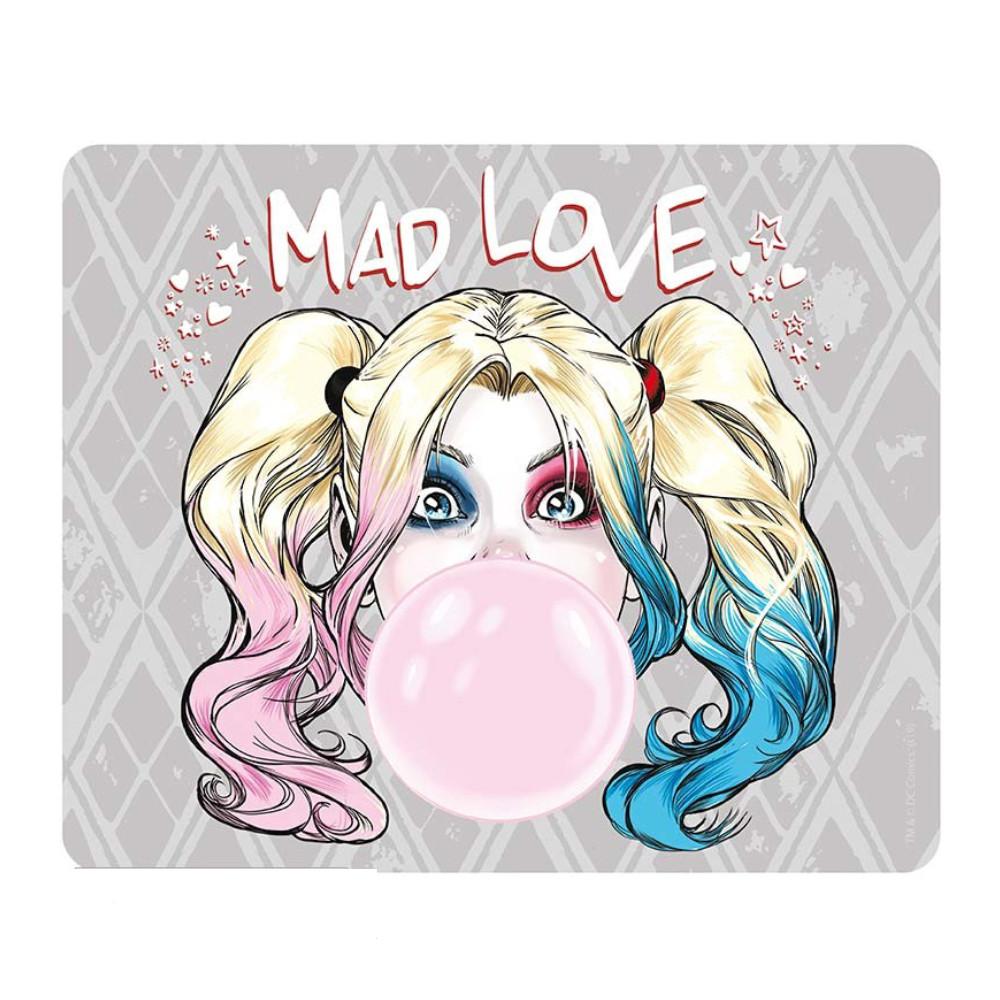 Mousepad DC Comics Harley Quinn Mad Love