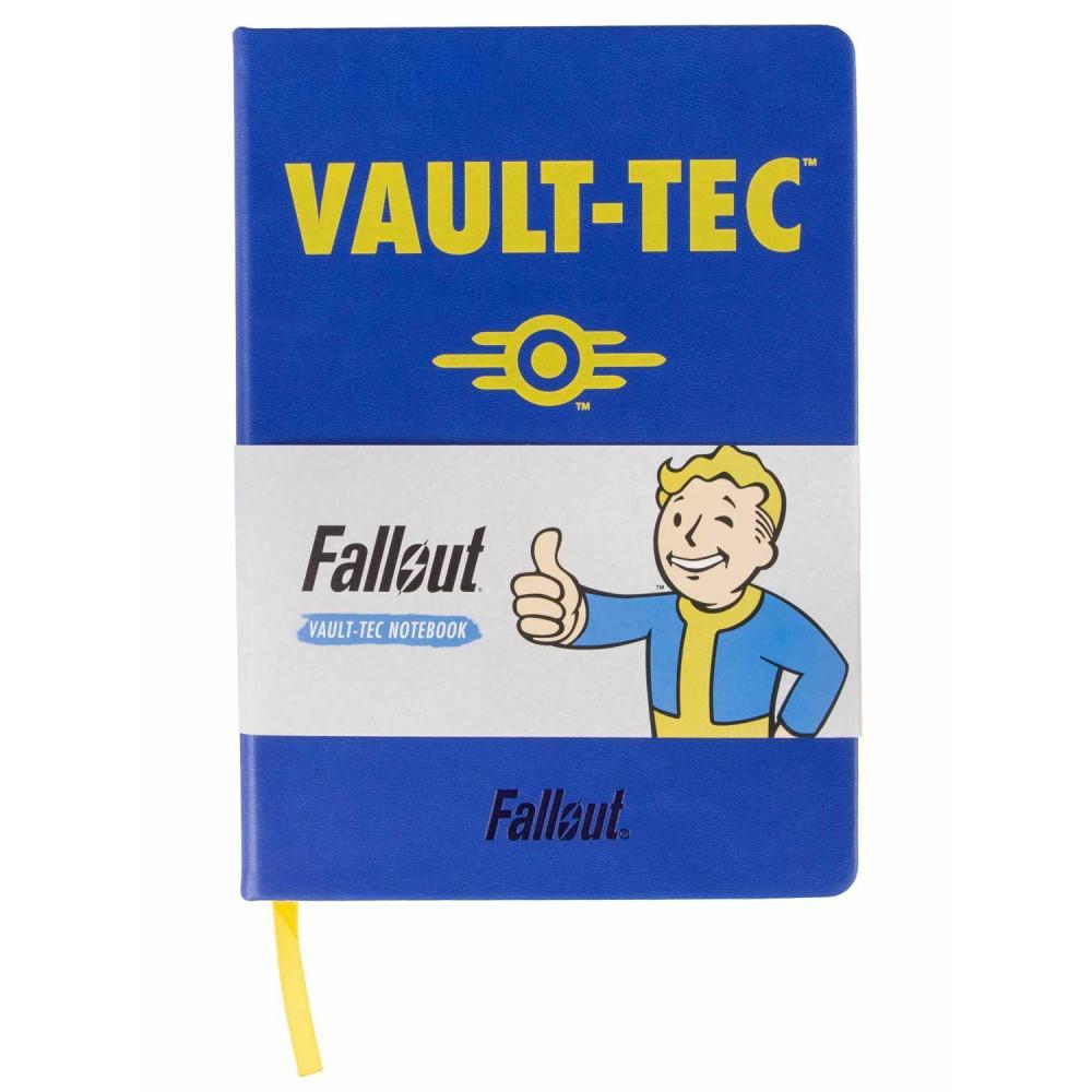 Notebook A5 Fallout Vault-Tec