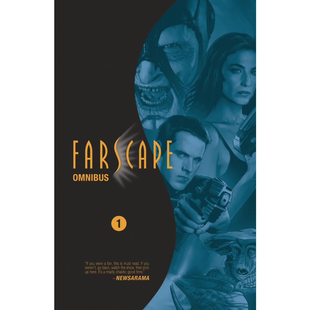 Farscape Omnibus SC Vol 01