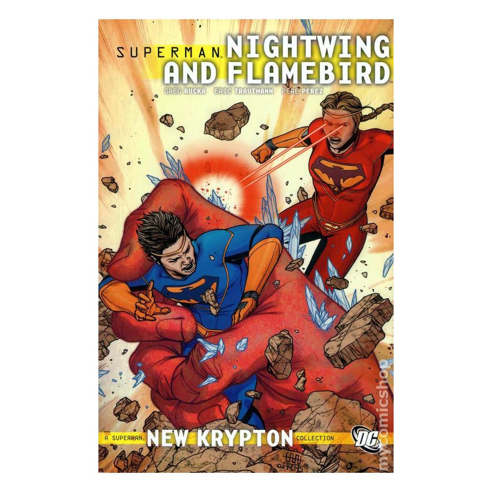 Superman: Nightwing and Flamebird HC Vol 02