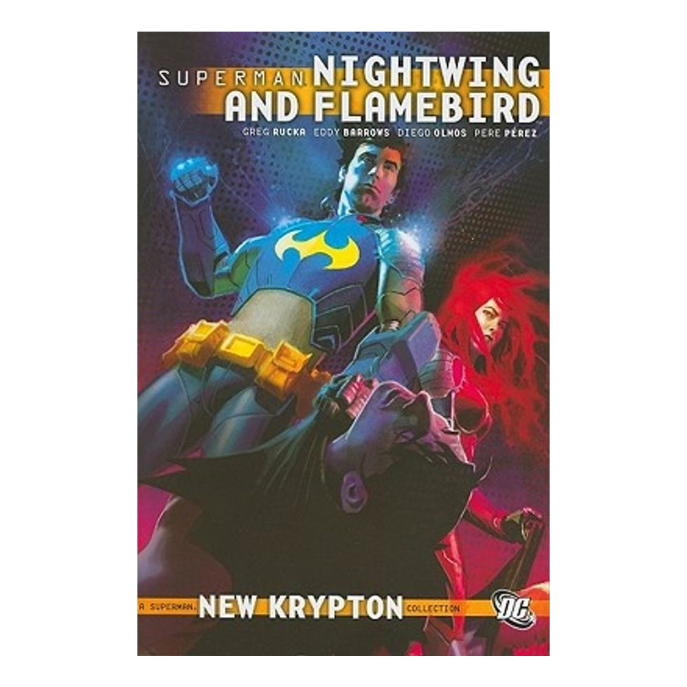 Superman: Nightwing and Flamebird HC Vol 01