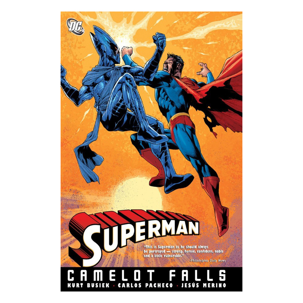 Superman: Camelot Falls HC Vol 01