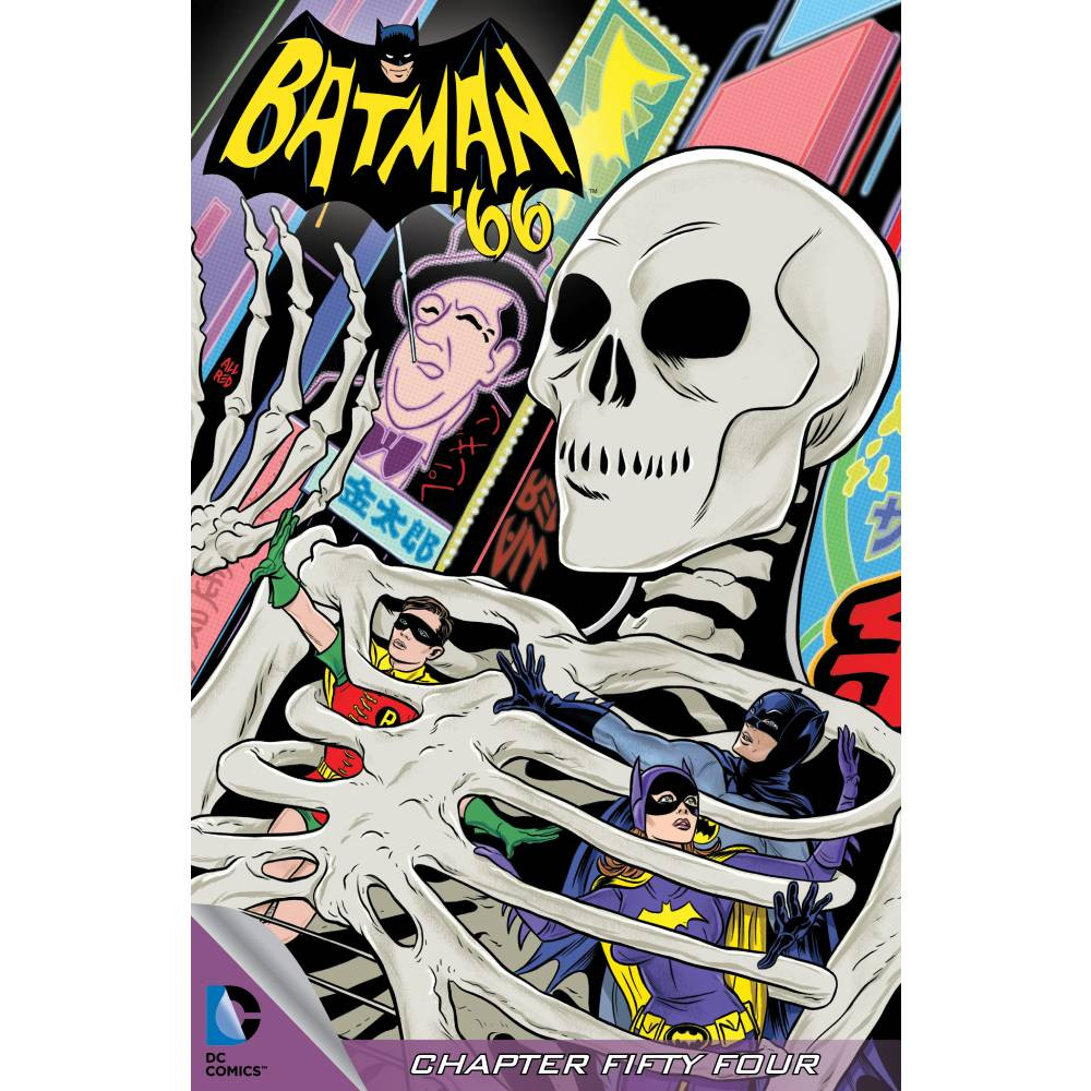 Batman 66 HC Vol 04