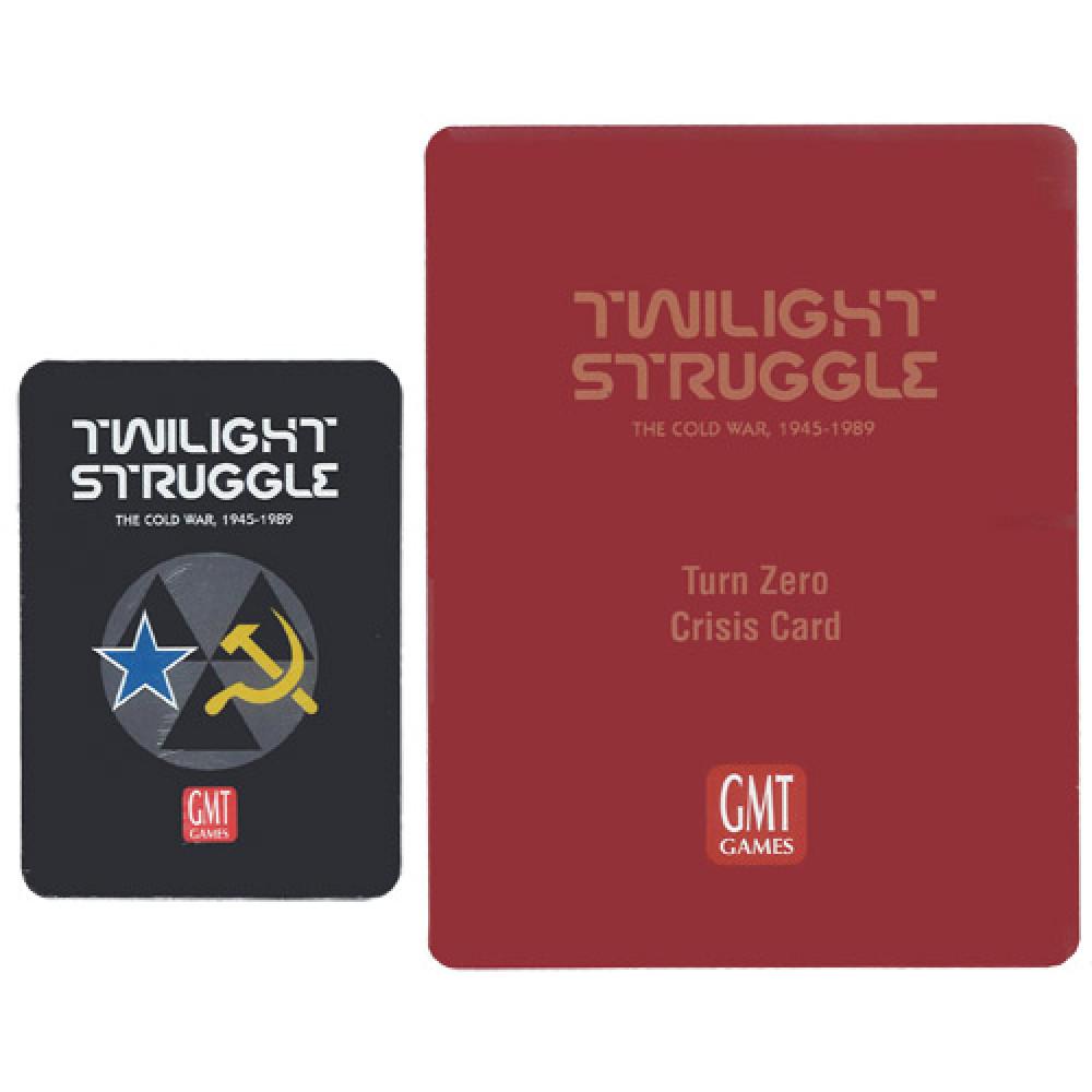 Expansiune Twilight Struggle Turn Zero