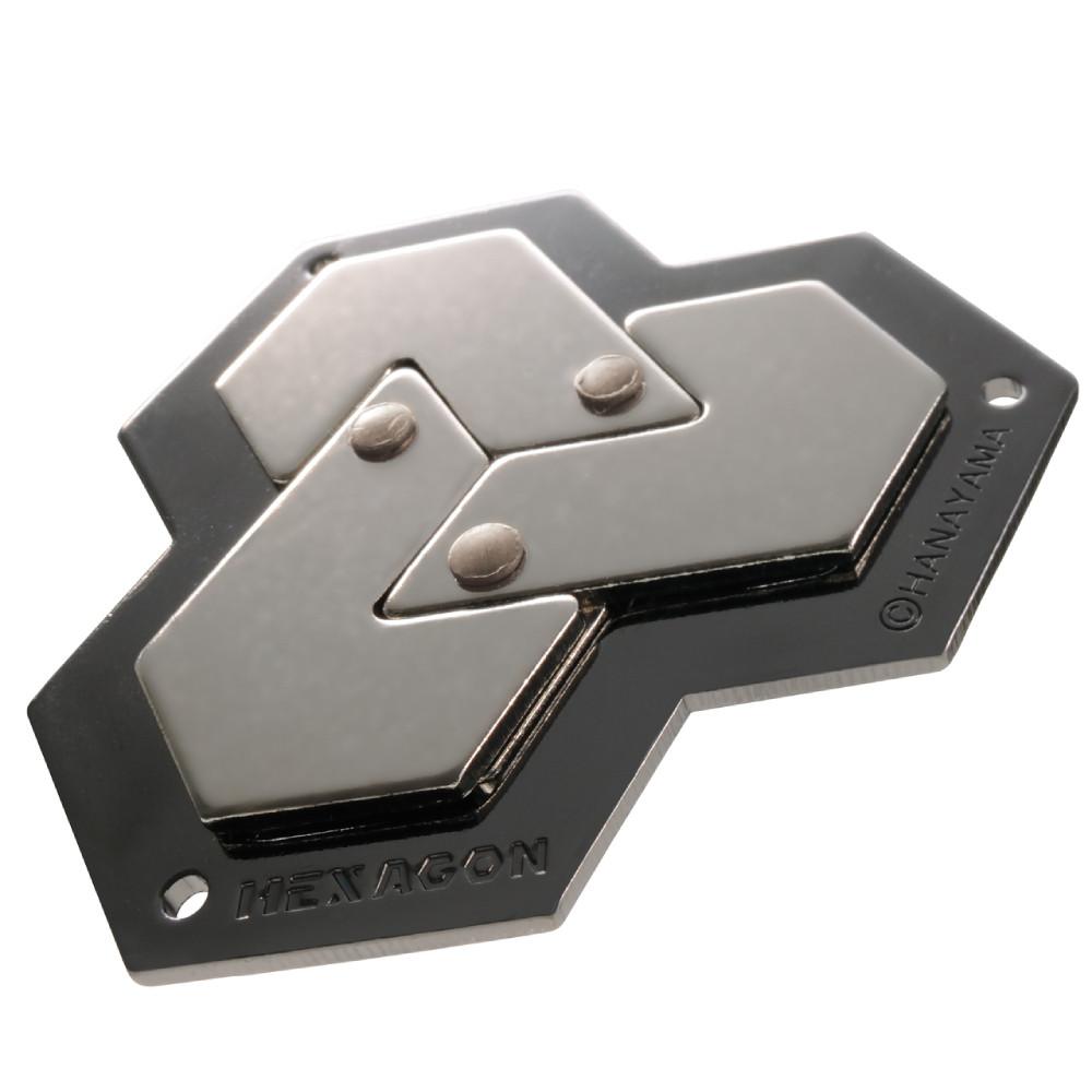 Joc de Inteligenta Huzzle Cast Hexagon