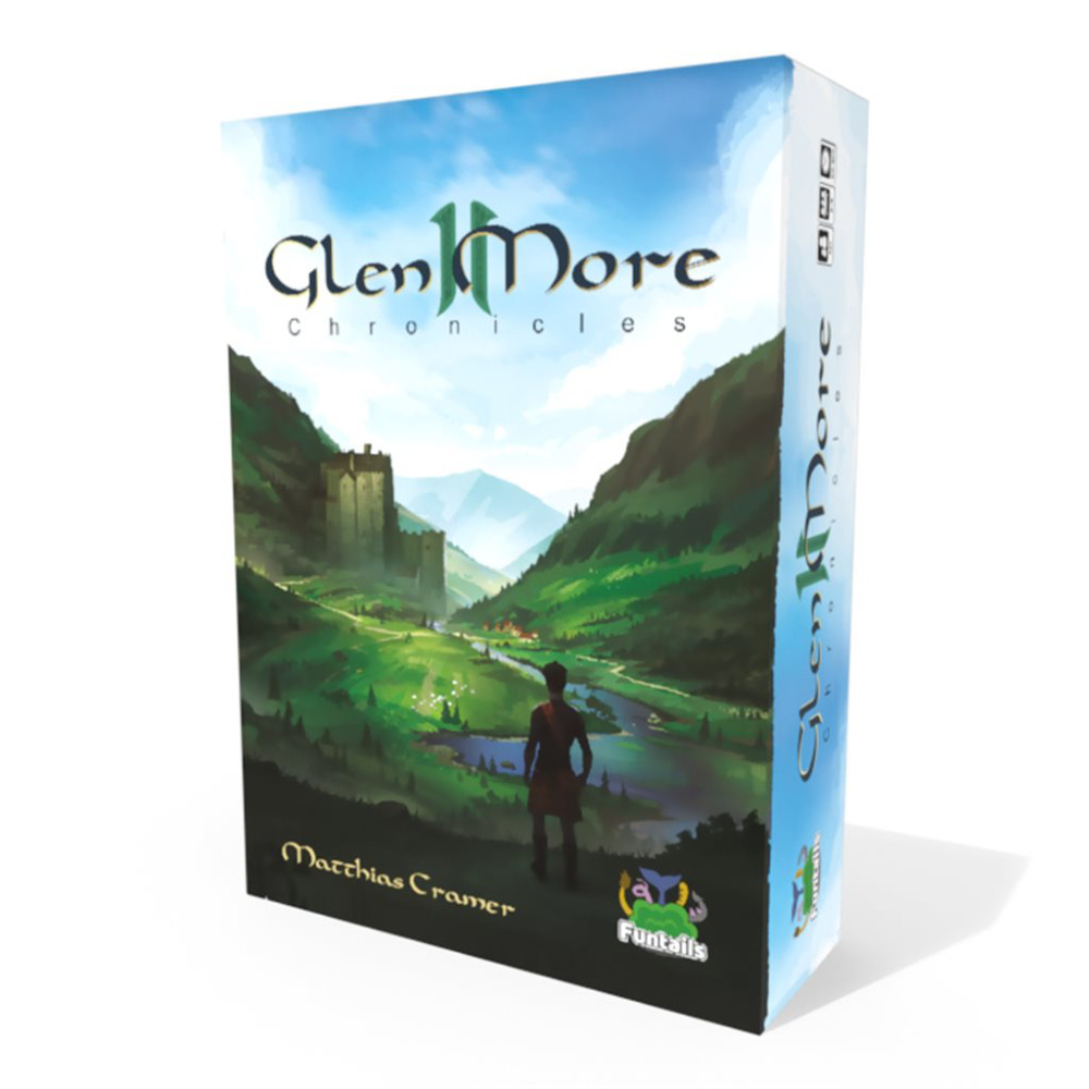 Joc Glen More II Chronicles