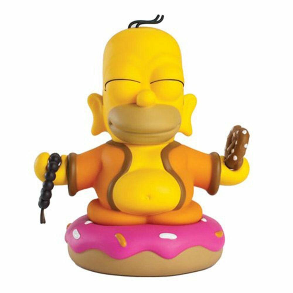 Figurina Simpsons Homer Buddha 8 cm