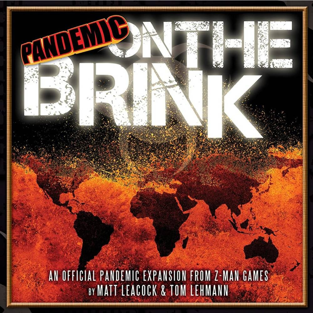 Expansiune Pandemic On the Brink Versiune Veche