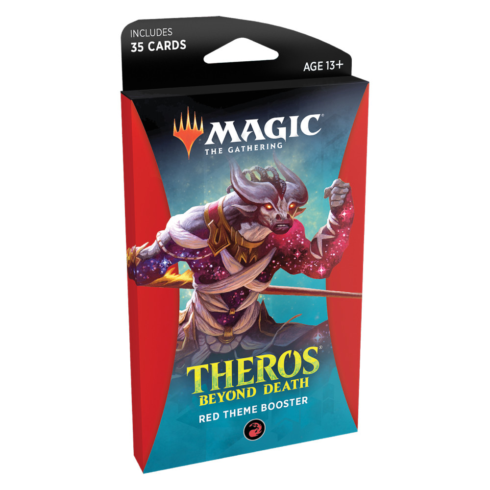 Pachet Magic: the Gathering Theros Beyond Death Theme Booster Rosu