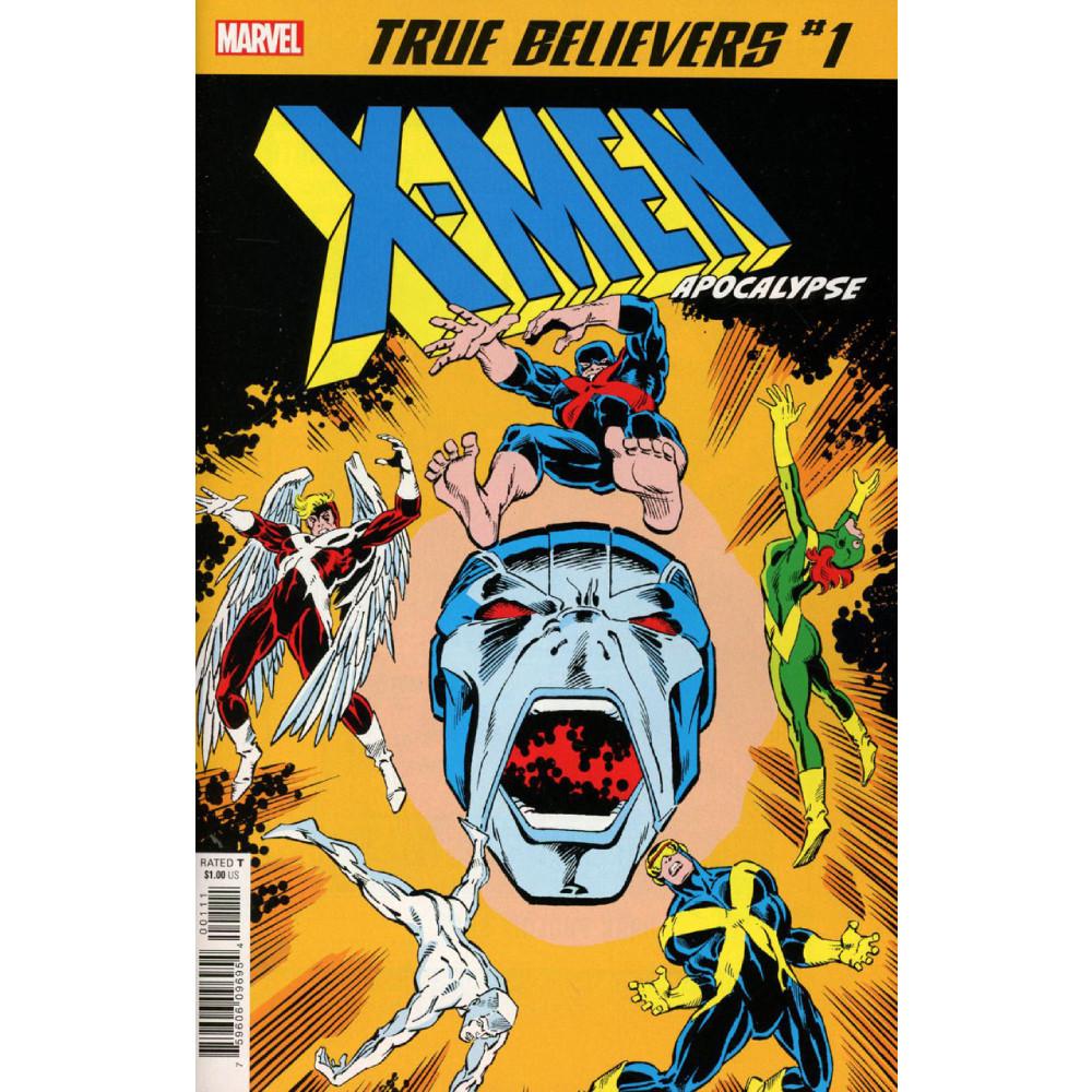 True Believers X-Men Apocalypse 01