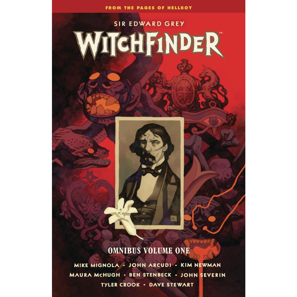 Witchfinder Omnibus HC Vol 01