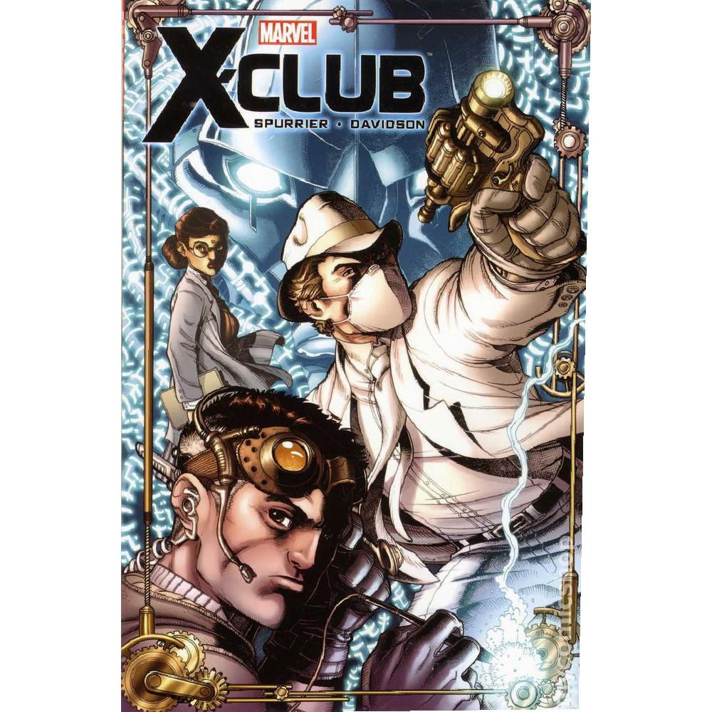 X-Men X-Club TP
