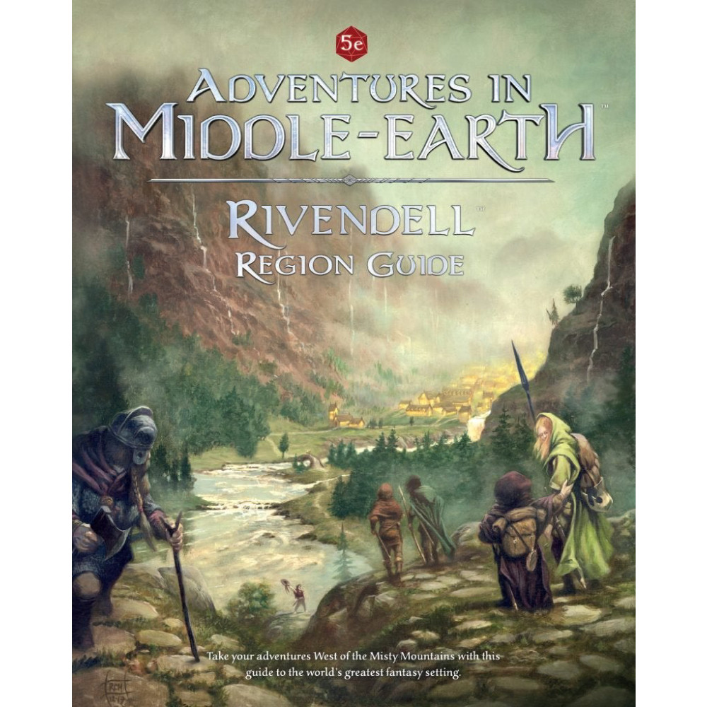 Ghid Adventures in Middle-Earth Rivendell Region Guides