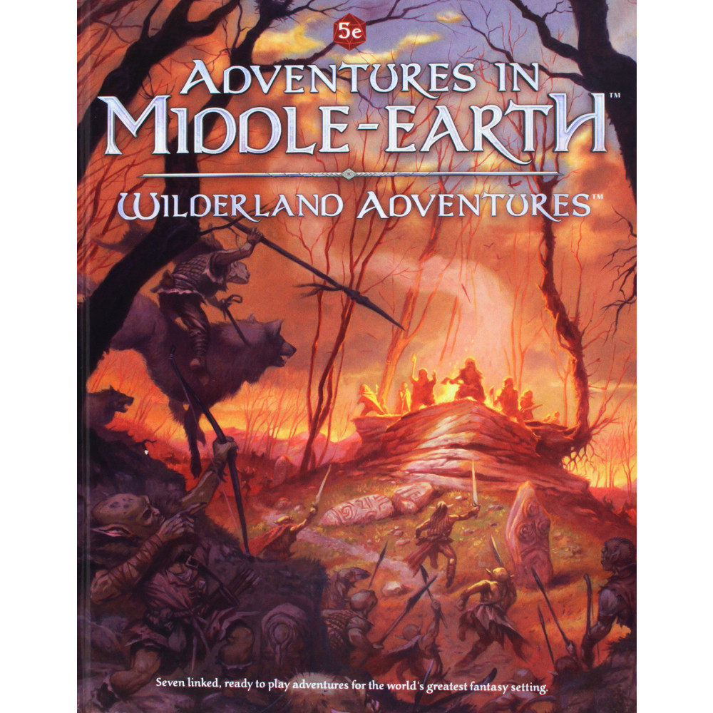 Ghid Adventures in Middle-Earth Wilderland Adventures