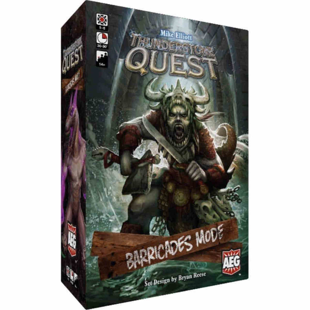 Expansiune Thunderstone Quest Barricades Mode