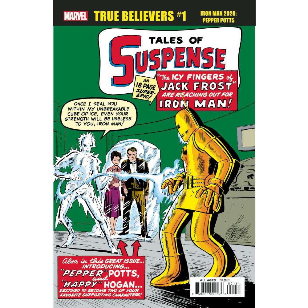 True Believers Iron Man 2020 Pepper Potts 01