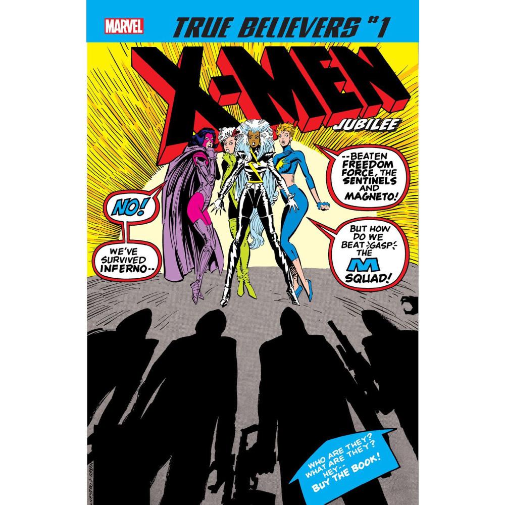 True Believers X-Men Jubilee 01